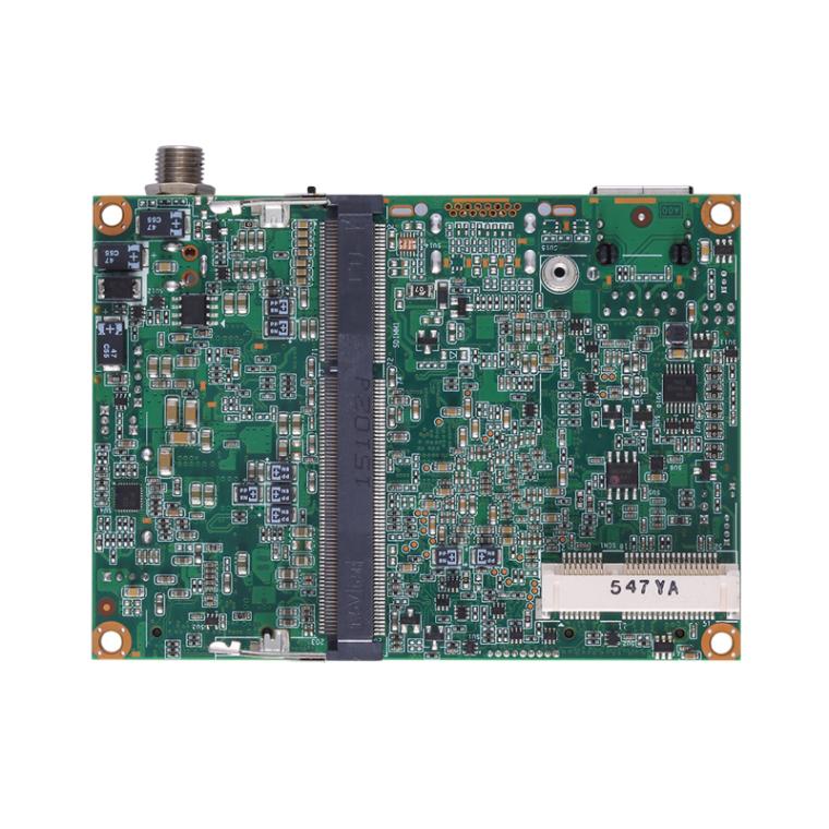 AXIOMTEK嵌入式主板适合空间受限的嵌入式应用