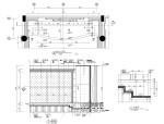 [酒店]楼梯及栏杆节点详图