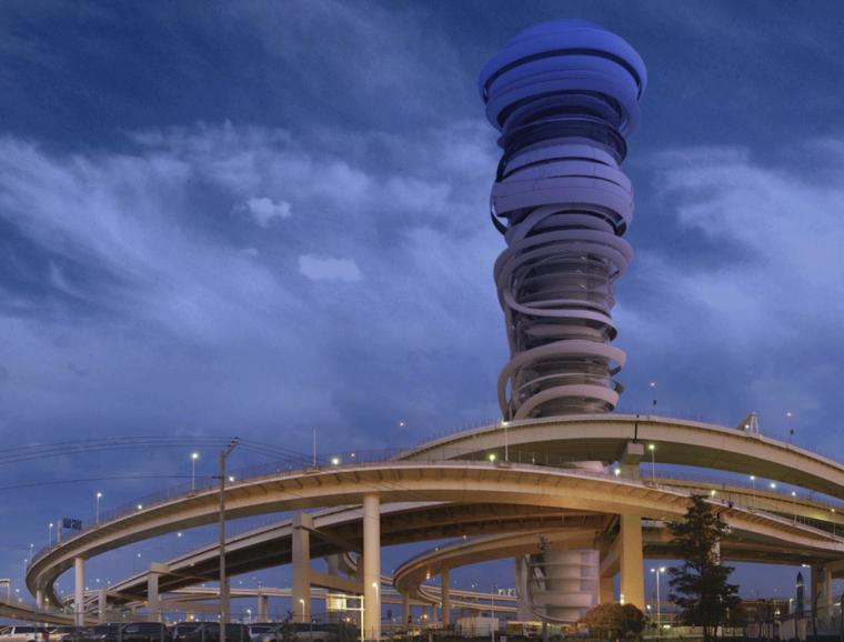 IFLA获奖作品集合资料下载-2008摩天大楼设计竞赛eVoloSkyscraperCompetition获奖作品