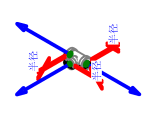 bim族库-revit族文件-镀锌-变径三通-螺纹丝接