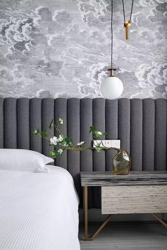 卧室床头怎么设计?3种方案值得借鉴!