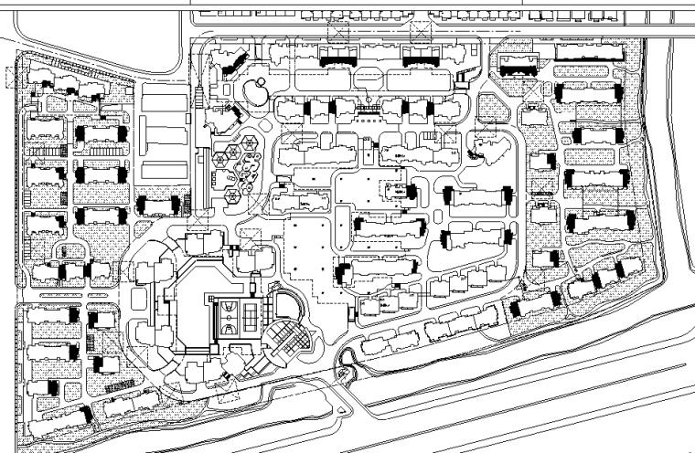 [浙江]山水人家建筑及景观全套施工图设计(包含CAD+360个CAD文件)