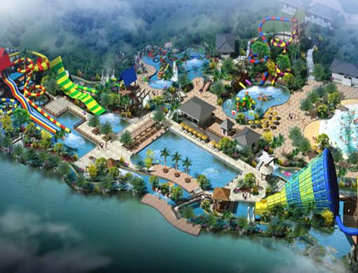 莫斯科周边将建世界最大水上乐园,约耗资40亿美元!
