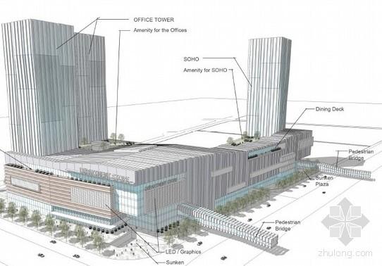 精品建筑施工图及方案设计分享