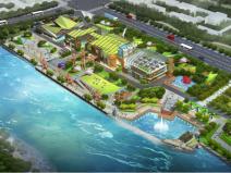[江苏]扬州东区运河公园景观设计文本(PPT+106页)