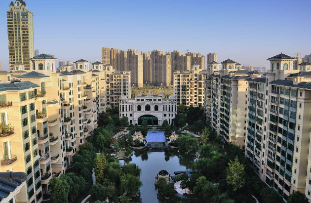 许昌鄢陵建业联盟生态知名地产项目一期工程水电安装施工组织设计