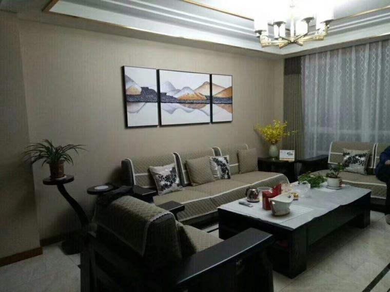 20款沙发背景墙独家设计 这样装饰瞬间美翻整个客厅!