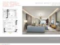 中式--南康刘府三层别墅室内设计施工图(含效果图)