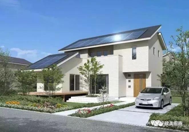 日本的零能耗住宅,已经先进到什么程度?实拍告诉你_13
