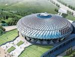 深圳大运会篮球馆结构设计