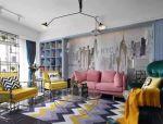 室内功能空间软装色彩的分析详解