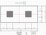 筏形基础手算设计