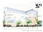 [广东]东莞市民盈经济总部大厦项目概念总体规划设计