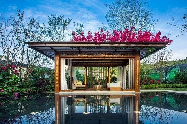 50款|各式新中式景观亭设计_32