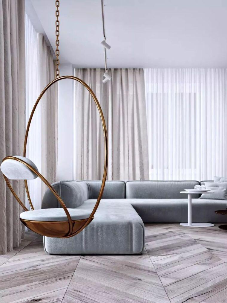 窗帘如何选择和搭配,创造出更好的空间效果_50