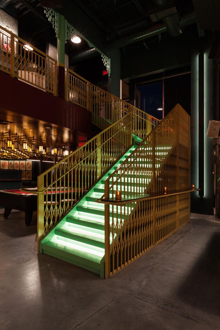 加拿大MissWong中餐厅-011-miss-wong-restaurant-by-menard-dworkind-architecture-design
