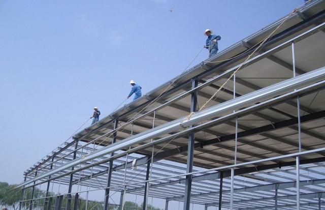 钢结构安装技术交底