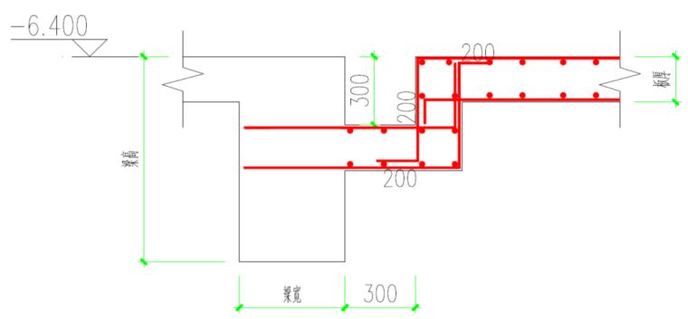 百货大楼钢筋工程施工方案