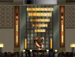 成都费尔顿凯莱酒店室内设计概念方案(16张)