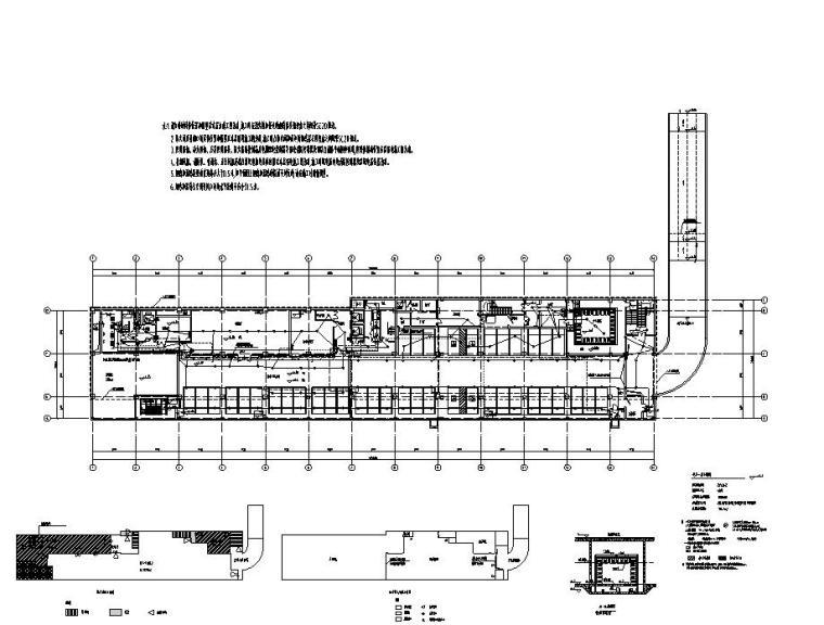 [安徽]某城市质监局建筑施工图设计图_5