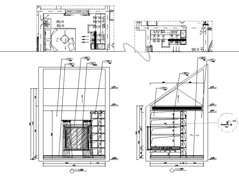 美式风格复地爱伦坡别墅设计施工图(附效果图)
