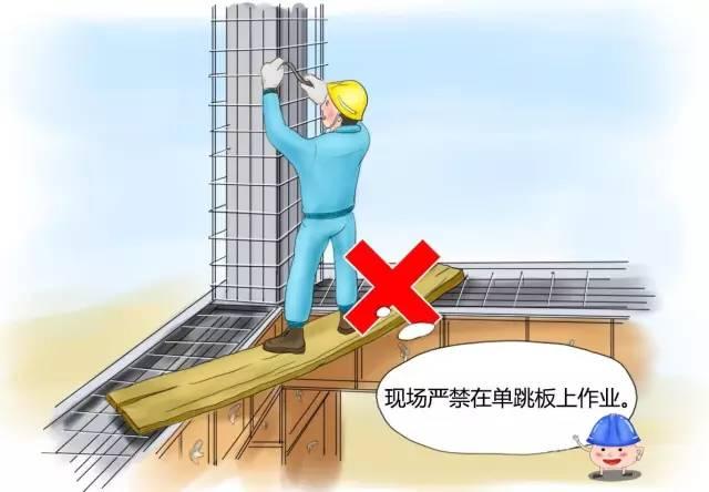 《工程项目施工人员安全指导手册》转给每一位工程人!_36