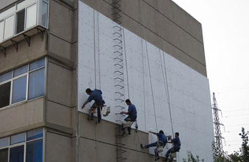 外墙保温砂浆施工技术要点及注意事项