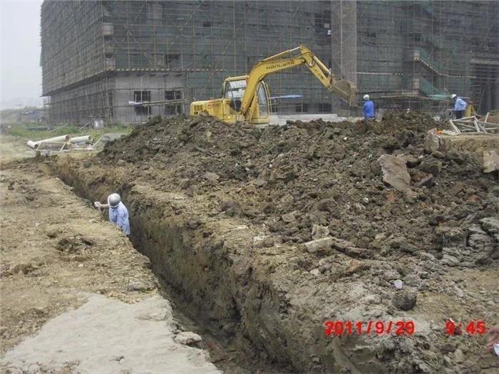 市政道路排水工程工序,看这里!