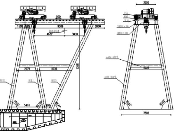 斜拉桥斜拉索施工工法
