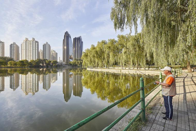 北京朝阳公园广场-1