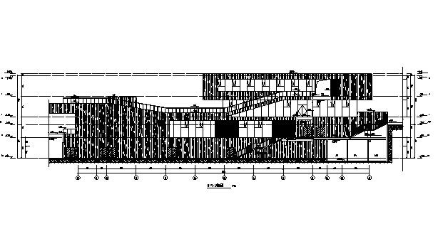 [广州]高层万科商务综合体建筑施工图(全专业图纸)