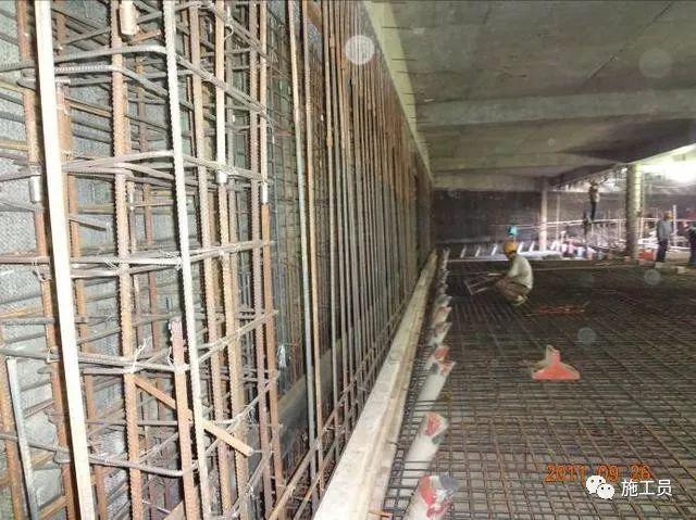 【图解案例】超高层建筑22米深基坑逆作法施工现场,看基础如何倒_18