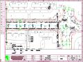 市政道路工程中修施工图(含工程叙述文档)