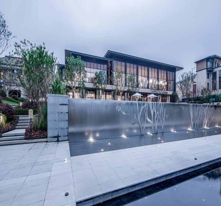 南京新城住宅新中式住宅景观-1 (15)
