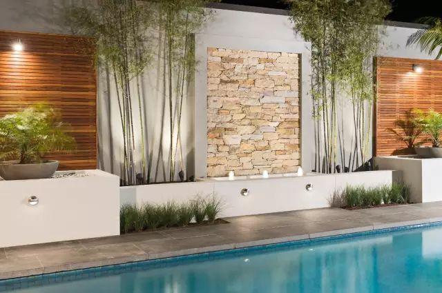 赶紧收藏!21个最美现代风格庭院设计案例_83