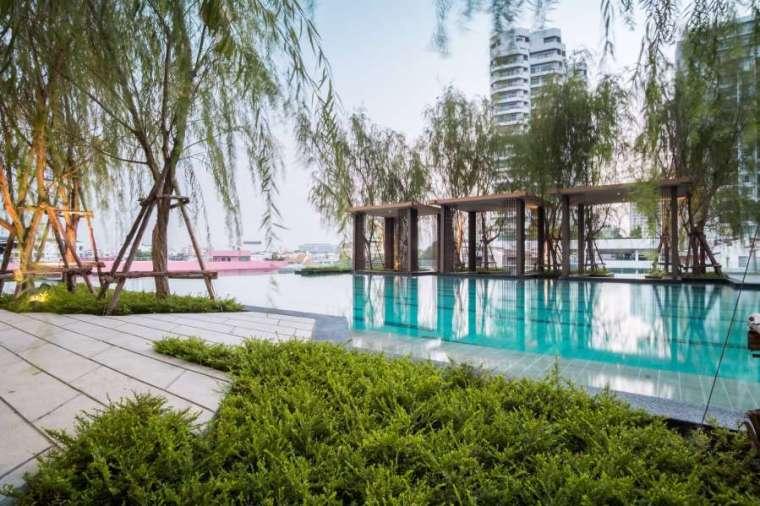 曼谷日本工艺与现代融合的Life住宅-4