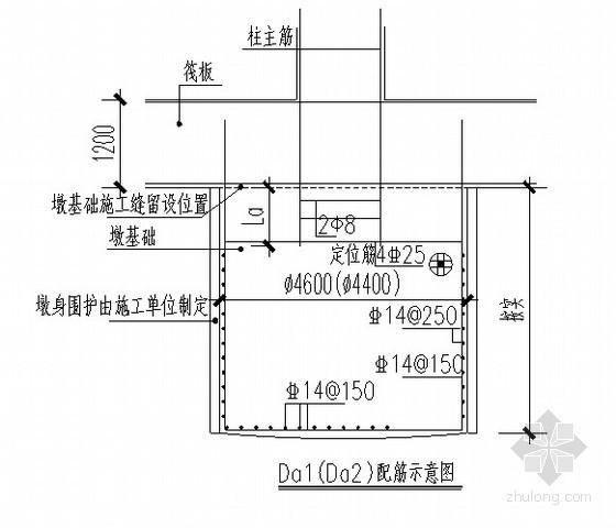 浙江省某五星级酒店基础工程施工组织设计(创鲁班奖)