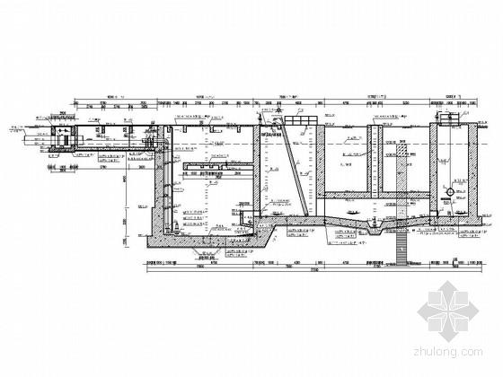 [湖南]污水提升泵站工程施工图