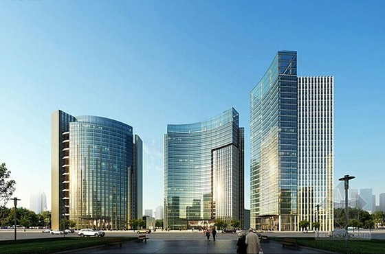 [山东]2014年办公楼建筑安装工程预算书(含图纸)