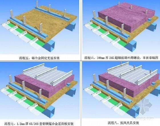 钢结构体育中心工程网架安装施工组织设计(155页 附图)