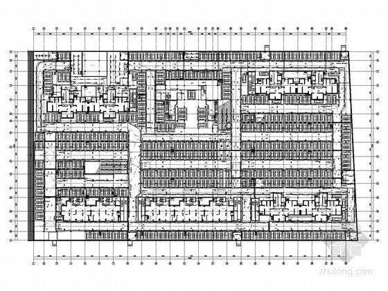 [上海]大型花园住宅项目全套电气施工图纸520张(含审图意见、计算书及多大样图)