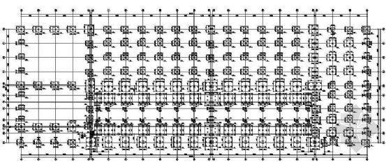 天津某车间工程全套结构设计图纸