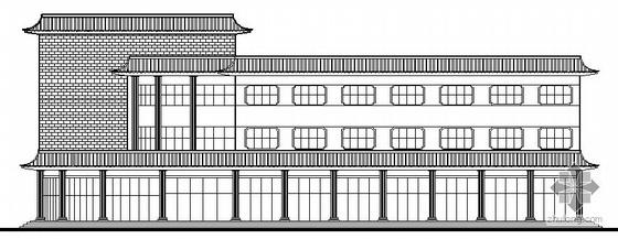 某三层综合办公楼建筑结构施工图