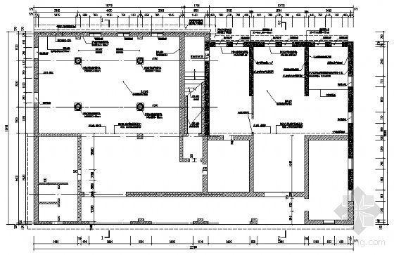 深圳平湖革命纪念馆古建筑修复建筑施工图-2