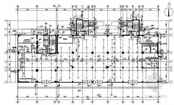 某规划院高层住宅给排水全图