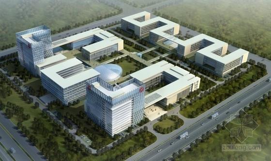 [安徽]26层企业办公楼建筑设计方案文本(含CAD、多媒体文件、两套方案)