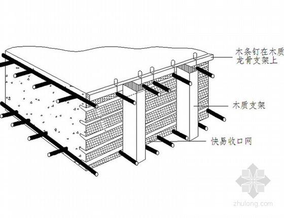 [湖南]剪力墙结构住宅楼工程地下室模板施工方案