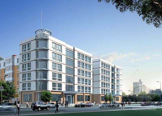 厦门6层综合楼(土建)工程造价指标(2012.12)