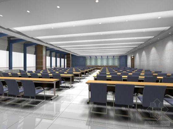 某会议室模型12