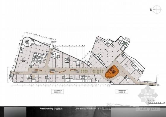 [江苏]某大型商场室内设计方案图